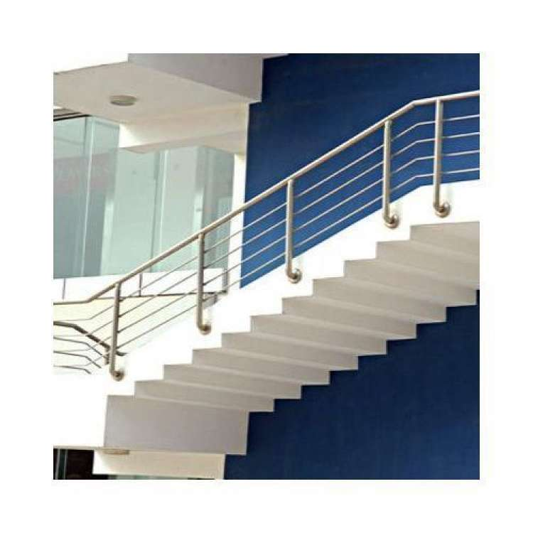 MS Handrails Fabrication Services