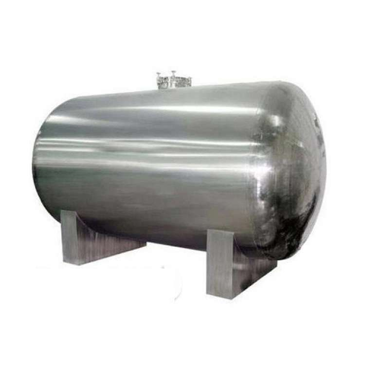 MS Tank Fabrication Service
