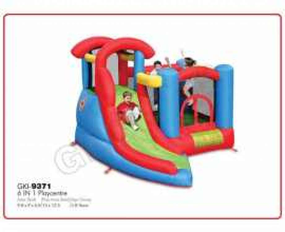 6 in1 Play Centre
