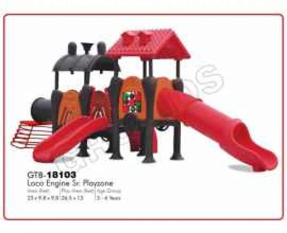 Play Area Equipments