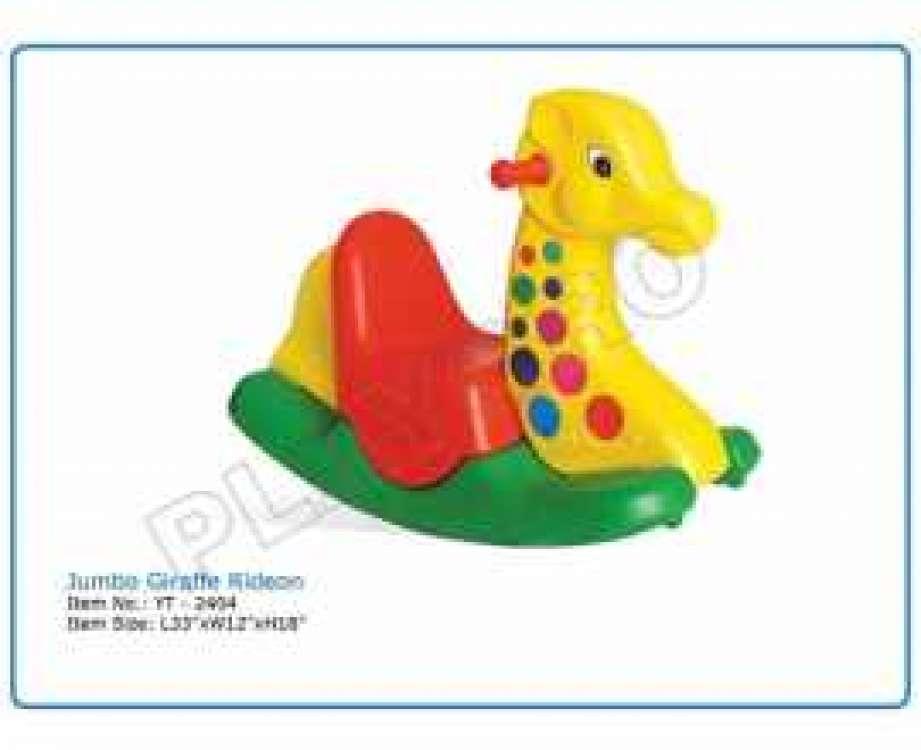 Jumbo Giraffe Ride On