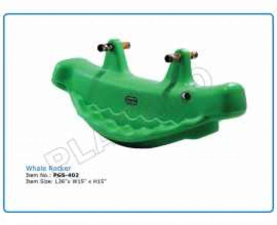 Whale Rocker