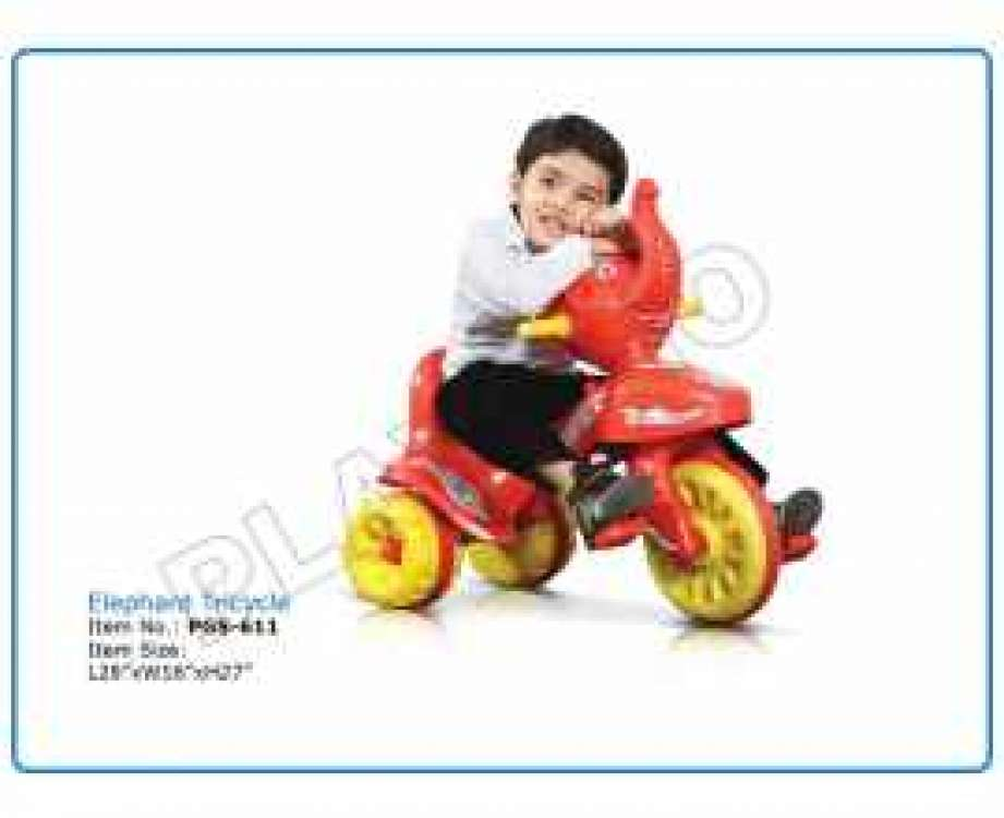 Elephant Tricycle