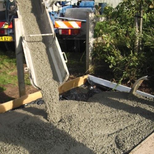 Ready Mix Concrete  M35