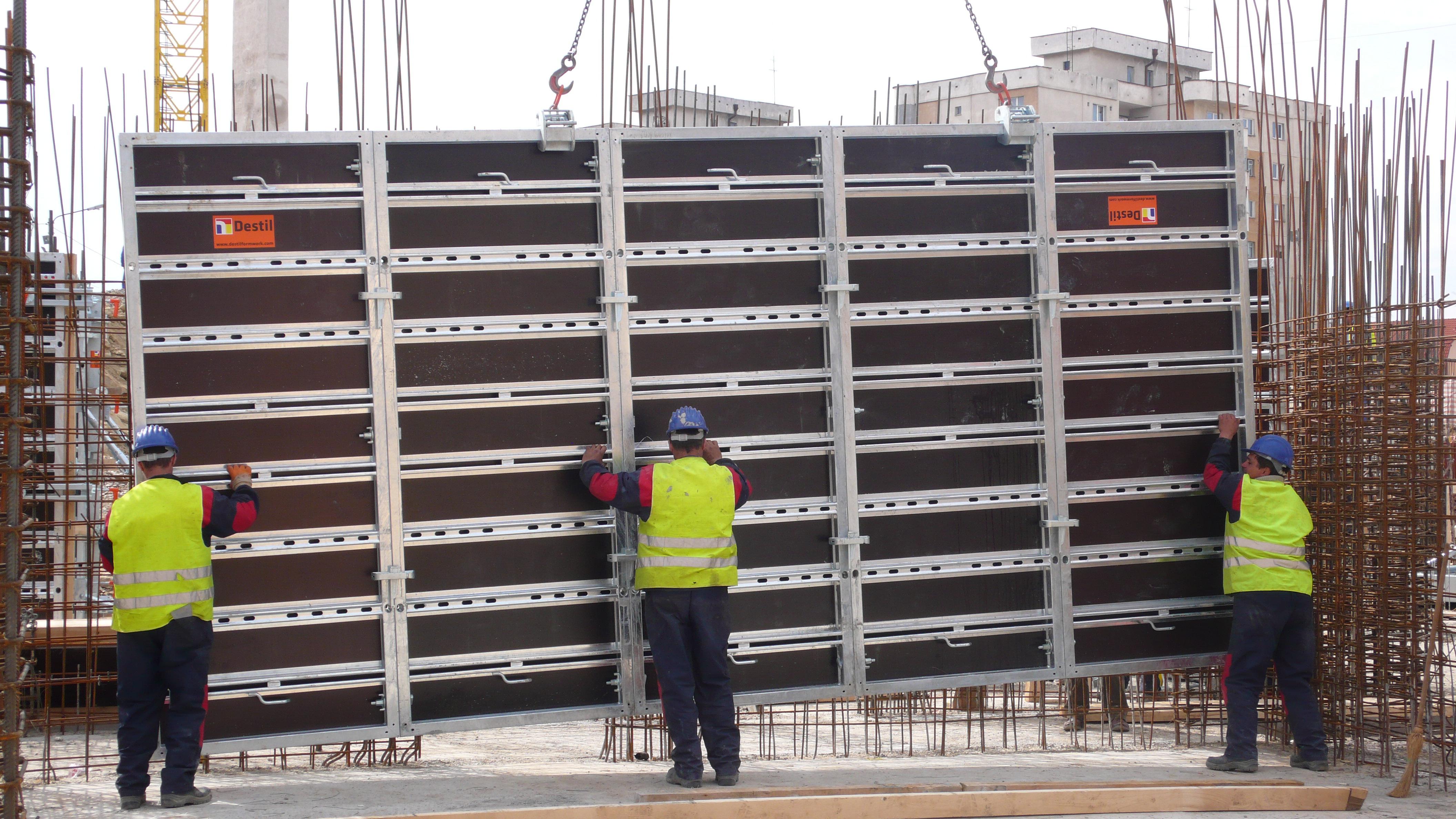 shuttering service & Steel Binding