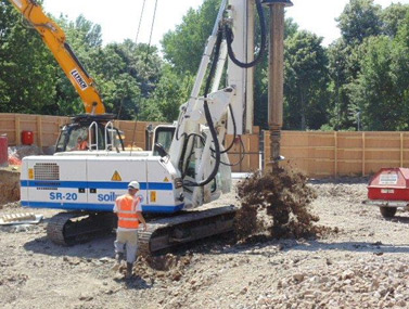 Micro Piling Contractor