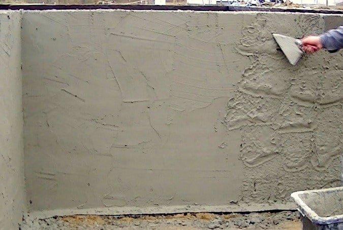 External Plaster Admixture