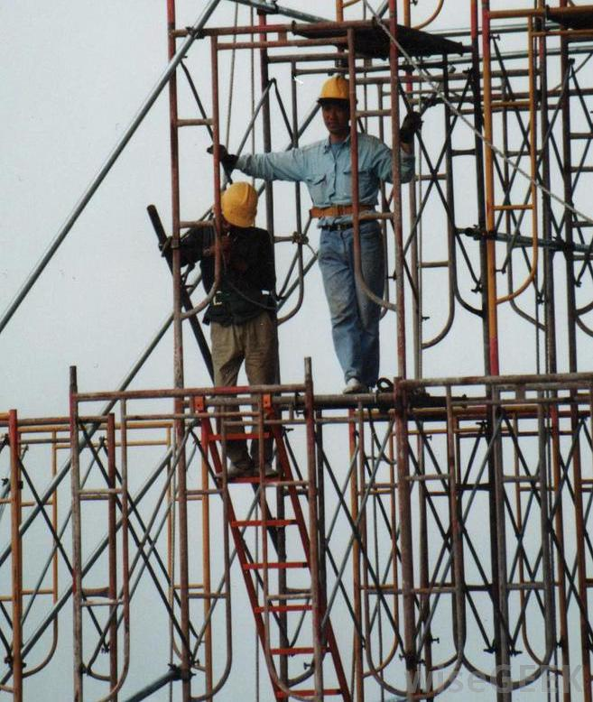 Scaffolding Contractor work