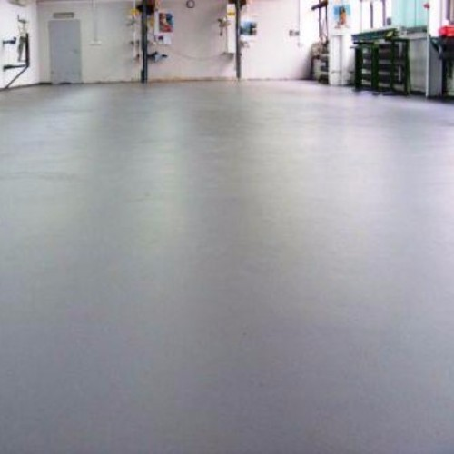 Epoxy  coating chemical for steel and concrete surfaces