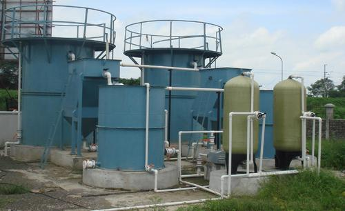 ETP Treatment Plant