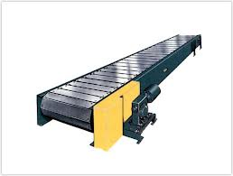 Industrial Conveyor For Warehouses