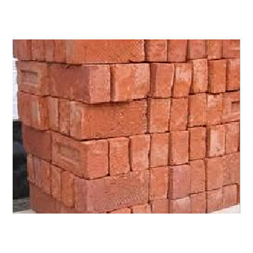 4 Inch Red Bricks
