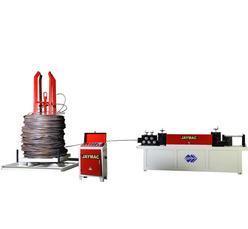 Bar Decoiling Straightening Machine
