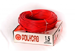 PolyCab house wires 200/300 mtr