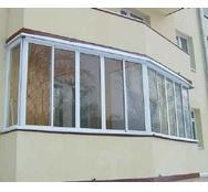 Aluminium Balcony Partition