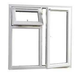 Three Frame UPVC Window