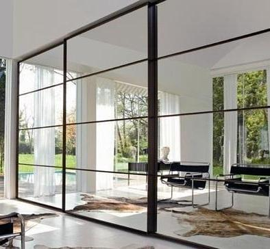 Aluminum Glass Partitions
