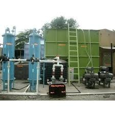STP Treatment Plant