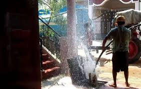 Borewell Cleaning Services
