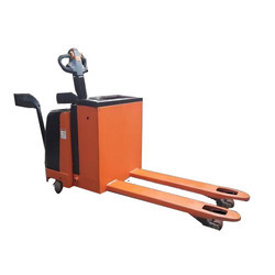 Battery Operated MS Pallet Truck