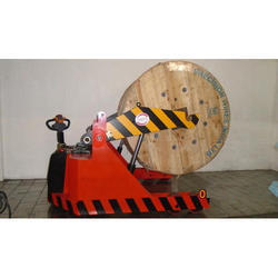 Reel Handling Battery Operated Truck