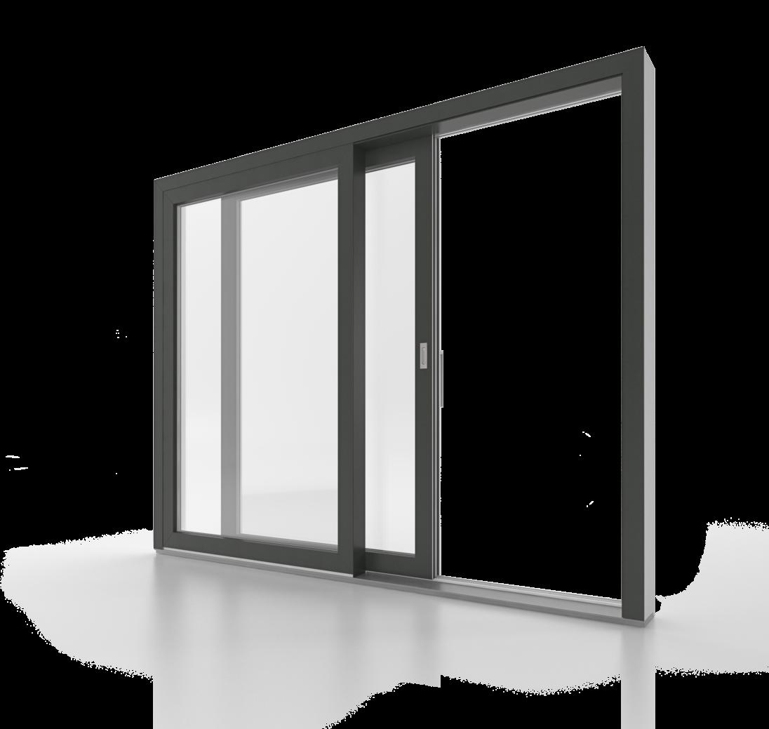 Swing UPVC Door