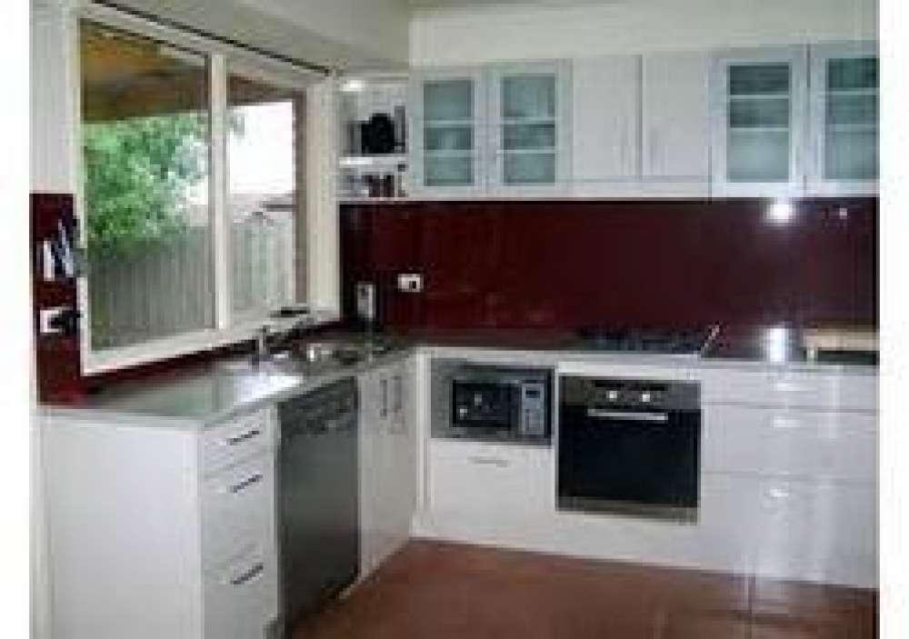 Designer Laminate Kitchen