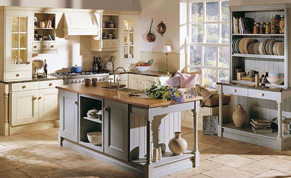 Interior Kitchen Designing