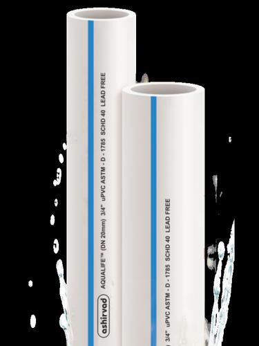 UPVC pipe SCH 40