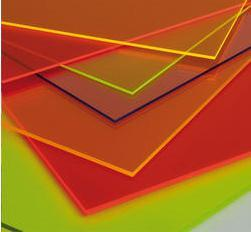 Polycarbonate Colored Sheets