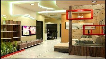 Residential Flat Interior Design Service