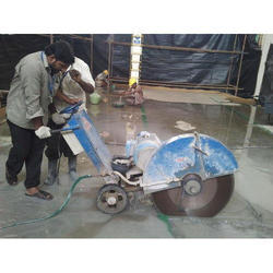 concrete groove cutting services