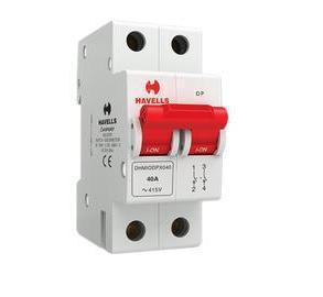 Isolating Switches
