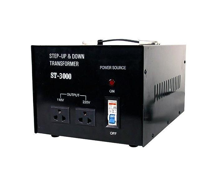 Outdoor Step Up Transformer