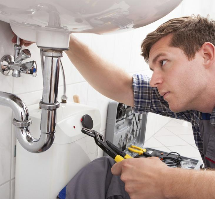 install and repair water supply lines