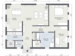 Architecture  2D Plan