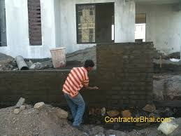 wall Plastering Works