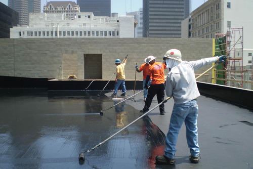 basement water proofing service