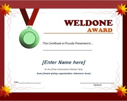 Certificates Printing Services