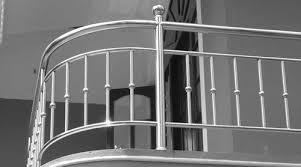 Stainless Steel Pipe Railings
