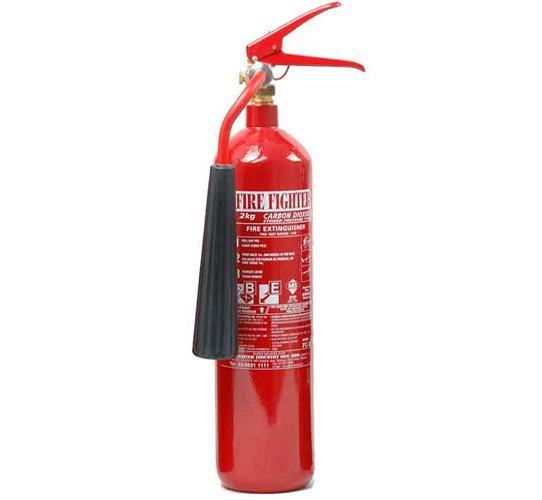 Dry Type Water and Foam Type Fire Extinguisher