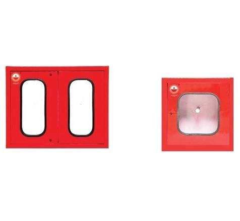 Fire Hose Cabinets and Frame