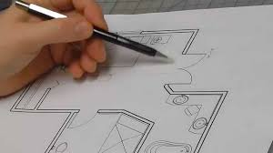 Architectural planing and elevations