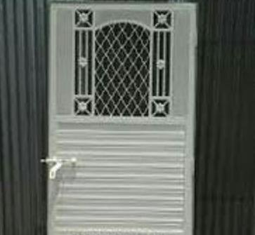 Metal Safety Doors