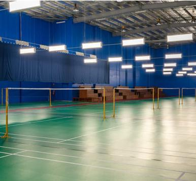 Sports Court Lighting Service