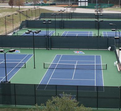 Tennis Court Lighting Services