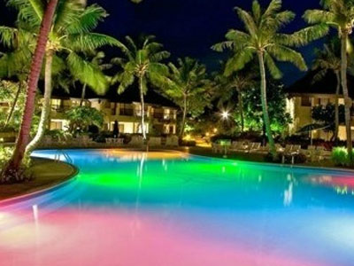 Swimming Pool Under Water Lights