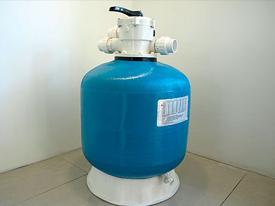Top Mounted Pool Filter