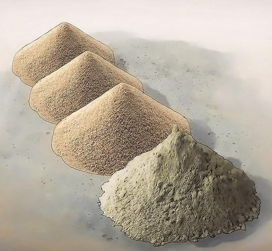 Brick mix