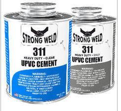 Heavy Duty PVC Solvent Cement